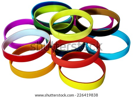 wristband  - stock photo