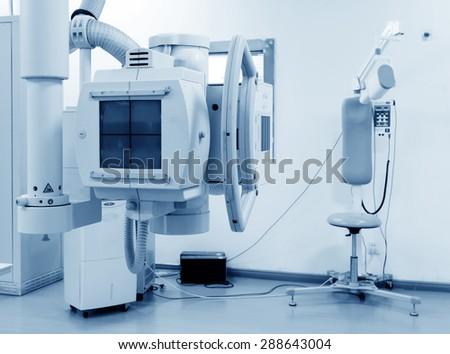 chest xray machine