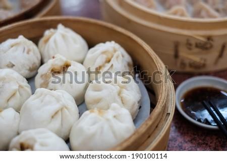 Xiaolong - stock photo