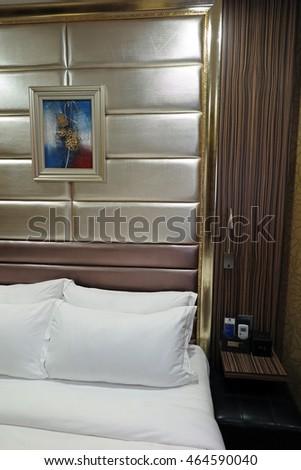 Yangon Myanmar July 22 2016 Hotel Stock Photo 464590040