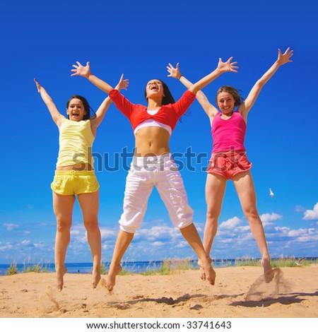 Yeah!!! - stock photo
