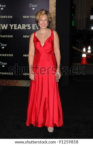 "Yeardley Smith at the ""New Year's Eve"" Los Angeles Premiere, Chinese Theater, Hollywood, CA 12-05-11"