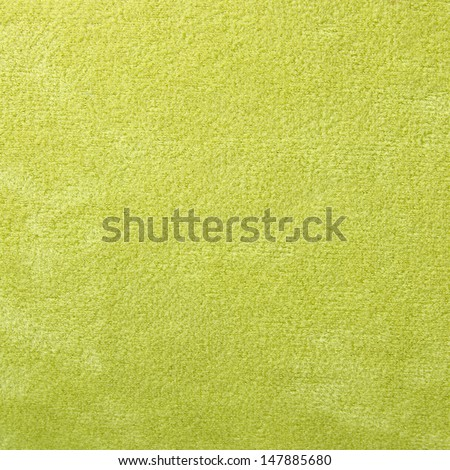 yellow abstract fabric texture, carpet texture - stock photo