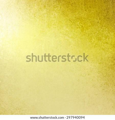 yellow background. gold background textured corner. - stock photo