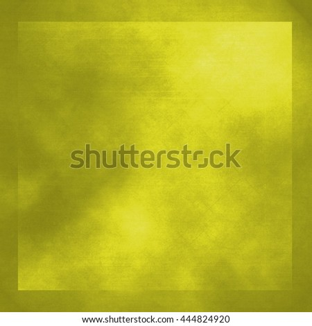 Yellow background texture with scratched lines grungy background - stock photo
