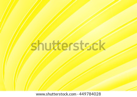 Yellow bright line pattern as background. - stock photo