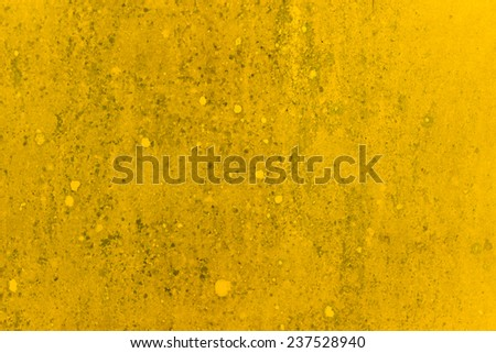 yellow dirt wall texture