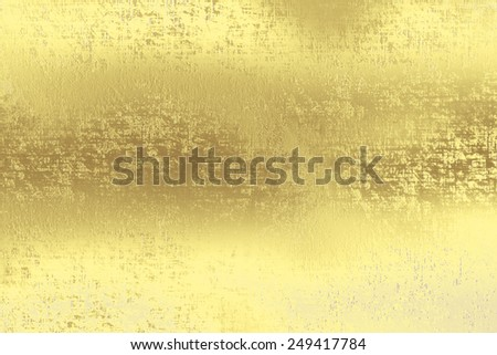 Yellow golden  light , abstract   background , with   painted  grunge background texture for  design . - stock photo