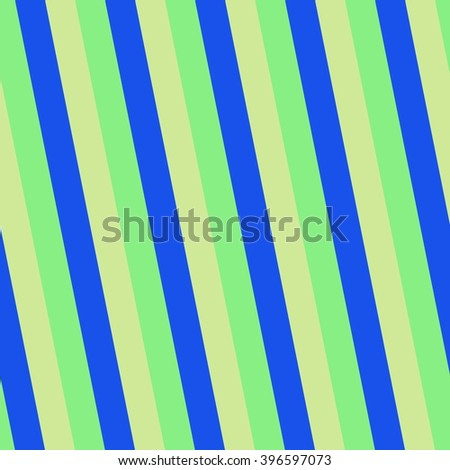 Yellow green blue bright relaxable fashionable seamless pattern