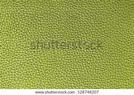 yellow green color leather texture background