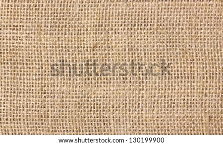 yellow linen texture for the background - stock photo