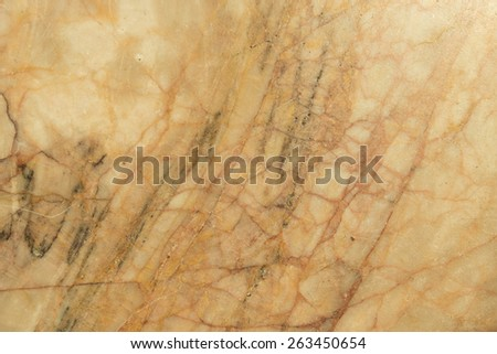 Yellow marble stone background granite grunge nature detail pattern construction textured house interiors. - stock photo