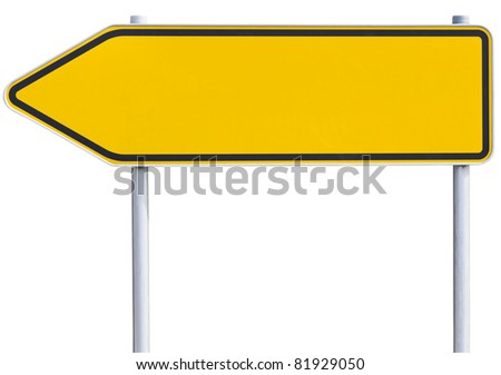 Road Sign Arrow Stock Images, Royalty-Free Images & Vectors ...