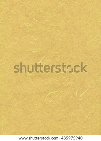 Yellow paper background with pattern - stock photo