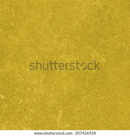 yellow scratched  leather texture