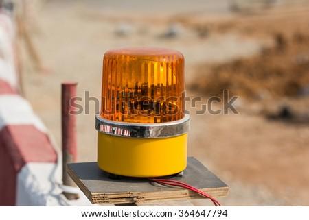 yellow silent  - stock photo