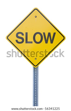 Displaying 18 gallery images for slow down sign clip art