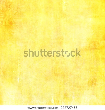 yellow surface for writing and drawing