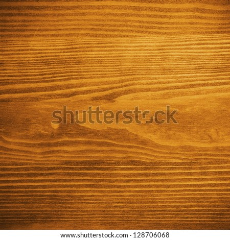 yellow Wood background. Wooden board
