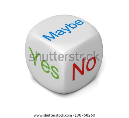Yes No Maybe Stock Images, Royalty-Free Images & Vectors ...