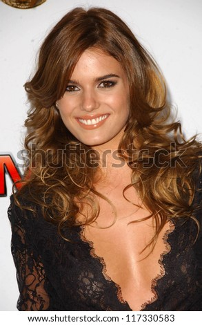 Yesica Toscanini at the 2007 Sports Illustrated Swimsuit Issue Party. Pacific Design Center, West Hollywood, CA. 02-14-07