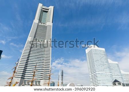 Yokohama - stock photo