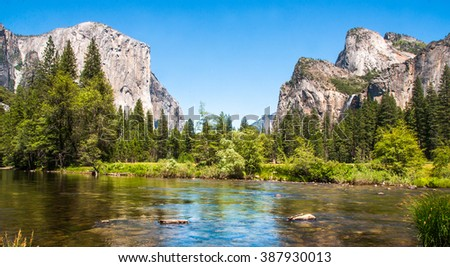 Yosemite national park - California - USA