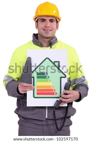 You can lower your energy bill. - stock photo