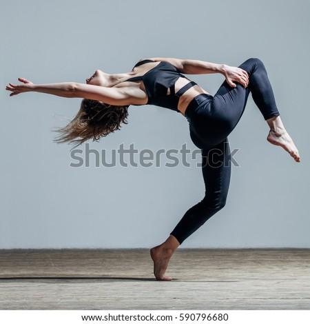 Indian Contemporary Dance Poses | www.pixshark.com ...