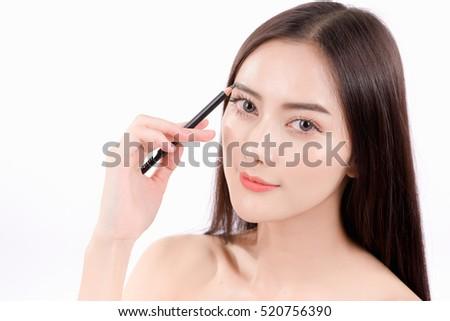 Eyebrow Makeup with Henna: Tips on Applying