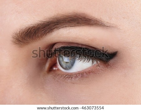 Eyeliner Tattoo Stock Images, Royalty-Free Images & Vectors ...