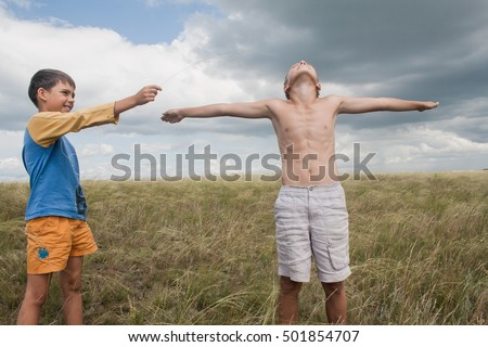 Girl And Boy Naked With Each Other