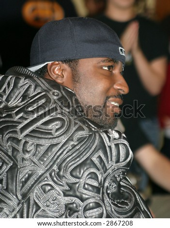 Young Buck, platinum selling musician, member of G-Unit founded by rapper 50 Cents