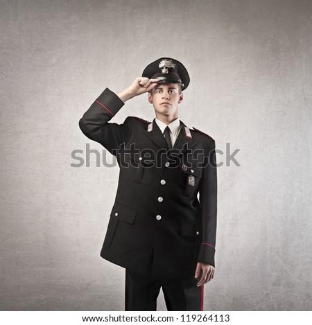 cop young