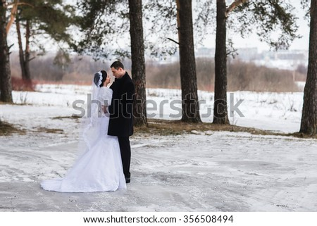 photo: Among Our Brides The Snow
