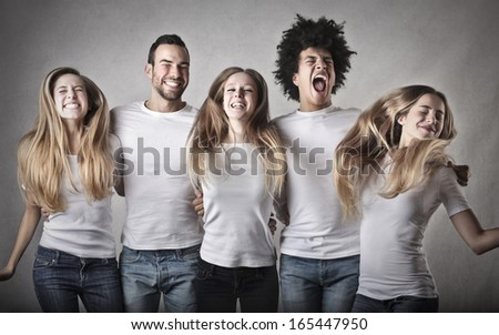 Young Fun - stock photo