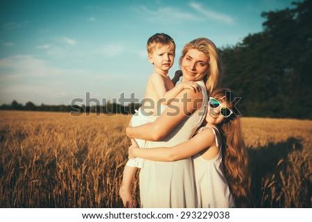 Single Mom Stock Images RoyaltyFree Images Vectors Shutterstock - Mother captures childhood joy photographs daughter