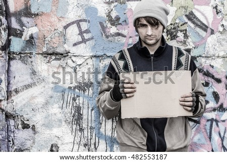 homeless man stock images royalty free images vectors