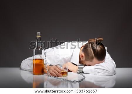Выход из алкогольного запоя в домашних условиях