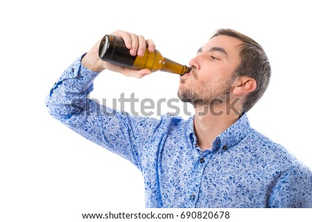Drunk Man Stock Images, Royalty-Free Images & Vectors ...
