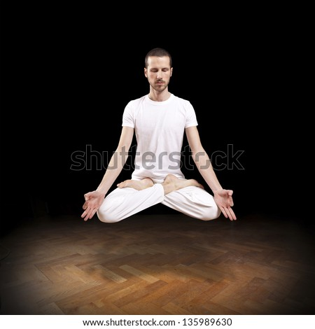 Man Levitating Stock Images Royalty Free Images Amp Vectors