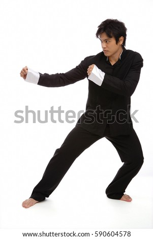 Kong Fu Stock Photos, Royalty-Free Images & Vectors - Shutterstock