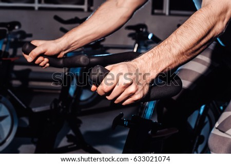 Exercise Bike Stock Images Royalty Free Images Vectors