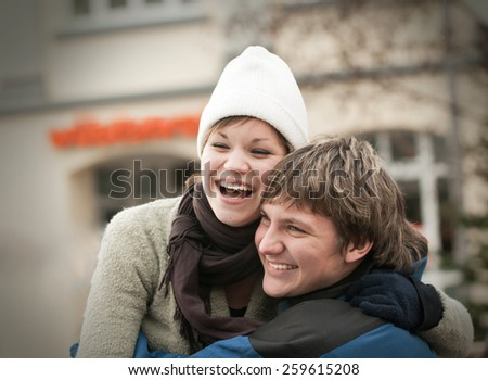 young people - stock photo