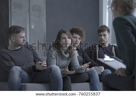 Addiction and young people