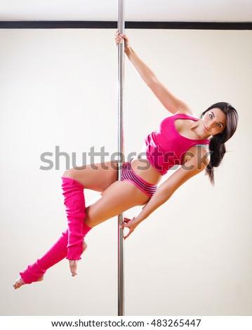 from Joshua girls doing pole exercises naked