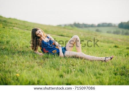 Skinny Girl Nackt
