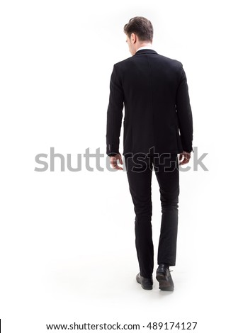 Standing Back To Back Stock Images Royalty Free Images
