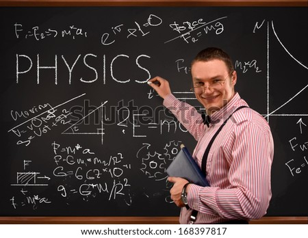 Physics Teacher Stock Images, Royalty-Free Images & Vectors ...