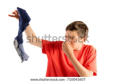 Socks vid teen male